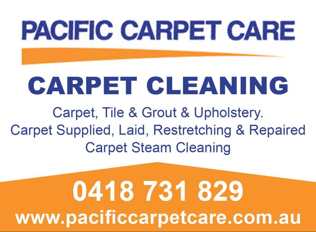 Pacific Carpet Care