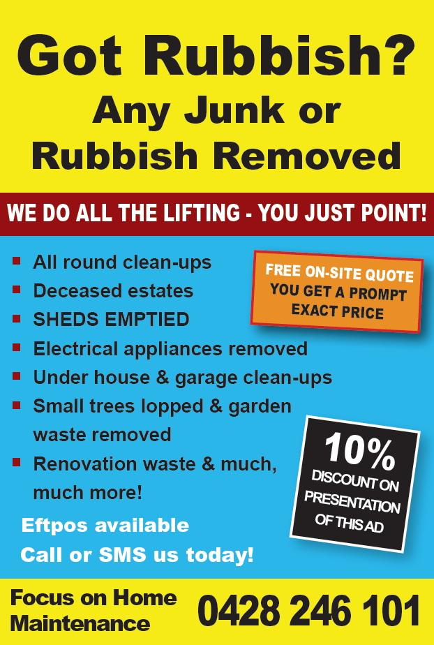 Focus on Home Maintenance