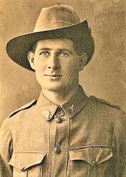 Fred Pope, World War 1