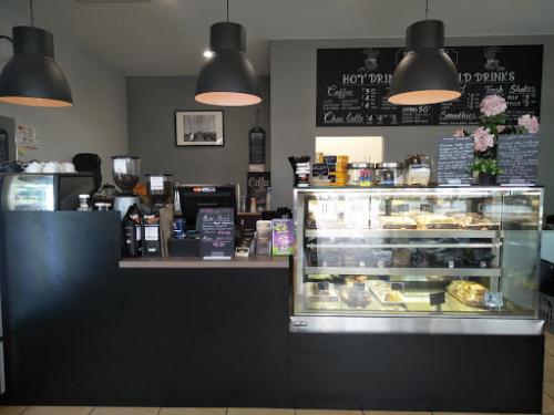 Inside Gathering Spot Cafe