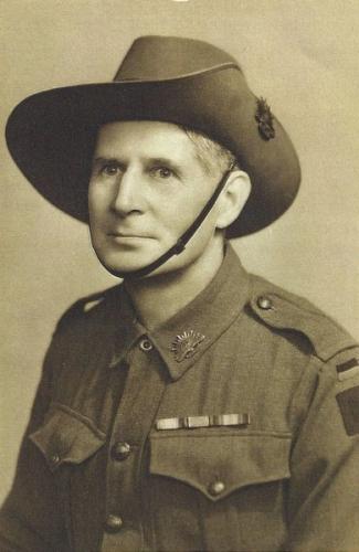 Fred Pope, World War 2